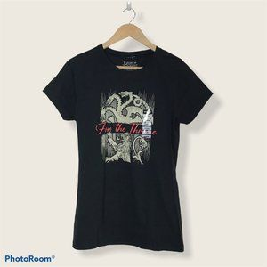 Game Of Thrones NWT Jr XL Queens For The Throne T-